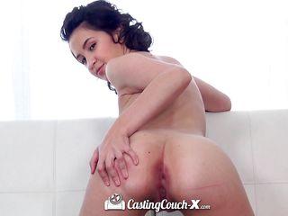 Французский порно кастинг