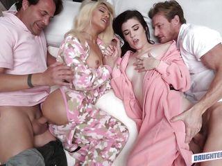 порно трахают русских мам спящих