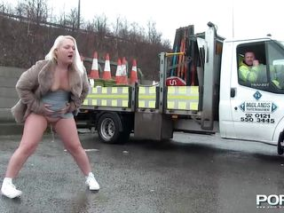 Русское зрелое порно блондинок