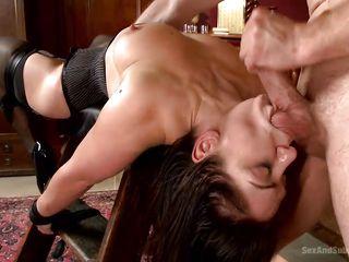 Секс видео сперма в рот