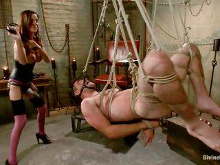 Порно бдсм госпожа и раб